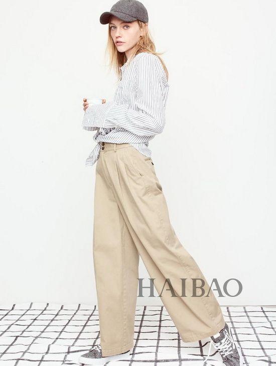 Madewell 2017秋季女装系列Lookbook